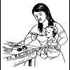 Le soin de votre bébé 3: Sevrage du bébé
