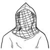 Créer et porter un masque simple d'apiculteur