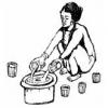 Preparar el Chutney de Mango Verde