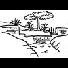 Captación de agua de lluvia con presas de arena