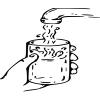 Pompes à eau: domestique et communautaire